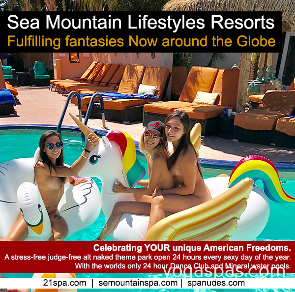 Sea Mountain Nude Lifestyles Spa Resort